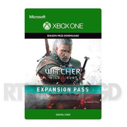 Microsoft Wiedźmin 3: dziki gon - season pass [kod aktywacyjny] xbox one