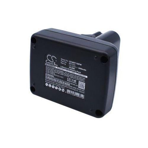 Cameron sino Bosch 12-volt max tools / bat412 3000mah 36.00wh li-ion 12.0v ()