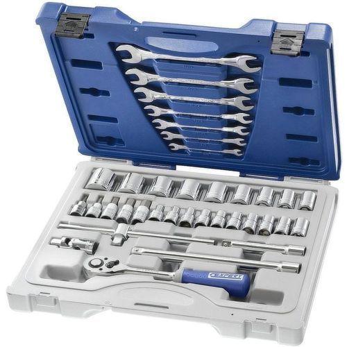 """zestaw kluczy 1/2"""" expert e032940 (36 szt.) marki Tona"""