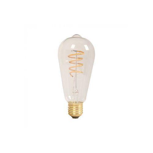 V-tac E27 led filament retro żarówka 4w, 2200k, st60 + bezpłatna natychmiastowa gwarancja wymiany!