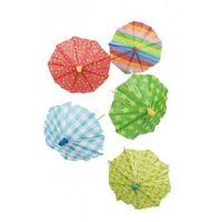 Wykałaczki Premium, papierowe parasolki 10 szt.