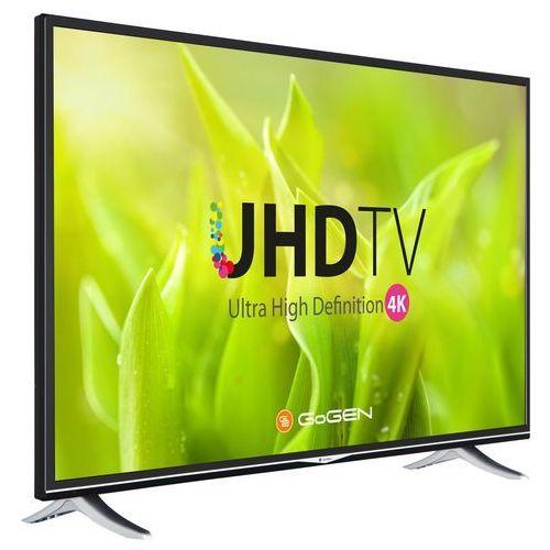 TV LED Gogen TVU 49V298 - BEZPŁATNY ODBIÓR: WROCŁAW!