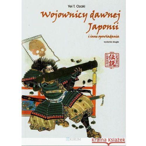 Wojownicy dawnej Japonii i inne opowiadania, oprawa broszurowa