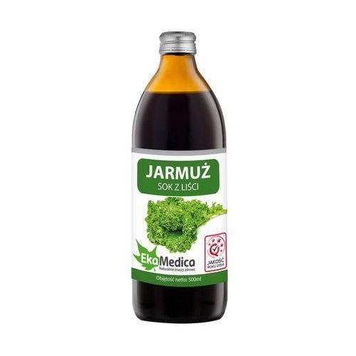 Ekamedica Szpinak sok z liści 99,8% (500 ml)