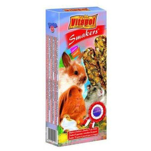 Vitapol kolby dla gryzoni jogurt/mniszek 2 sztuki
