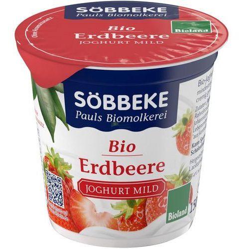 Sobbeke Jogurt truskawkowy bio 150 g -