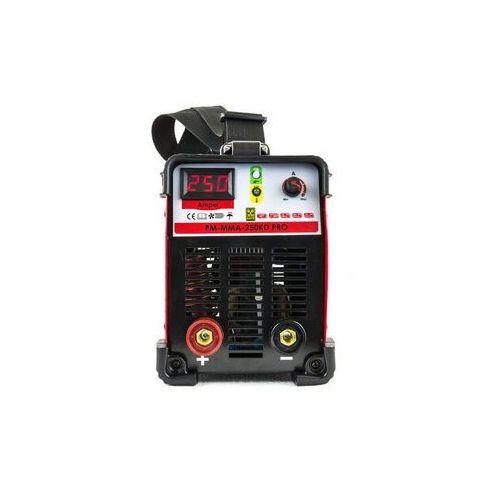 pm-mma-250kd pro spawarka inwertorowa 250a igbt od producenta Powermat