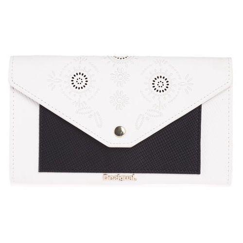 new vanesa wallet biały uni, marki Desigual