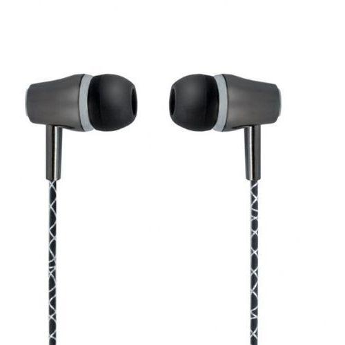 Zestaw słuchawkowy Forever SE-110 czarny