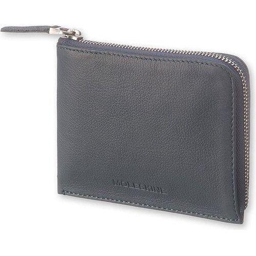 Portfel Moleskine Smart Wallet Lineage blue avio, ET64LNWLSMB3