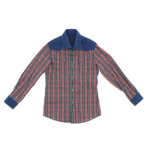 John Richmond Koszula dziecięca Niebieski Czerwony 6 lat