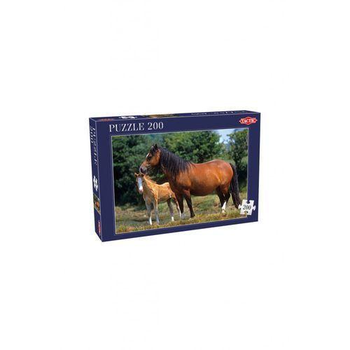 Tactic konie puzzle 200 el. (6416739533353)