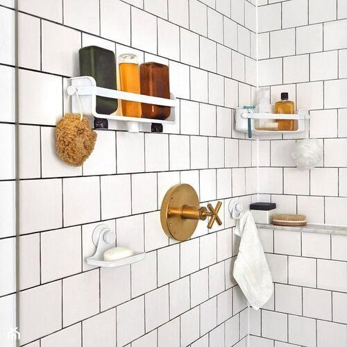 - półka łazienkowa narożna - flex marki Umbra
