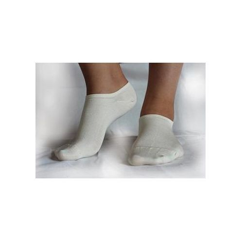 Skarpety-stopki z naturalnego jedwabiu dla diabetyków i na delikatne stopy - antistress marki Antistress (włochy)