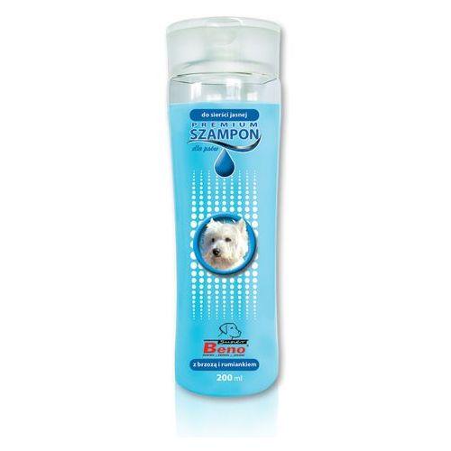 super beno premium - szampon do sierści jasnej 200ml marki Certech