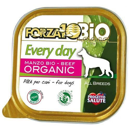 Forza10 Every Day dla psa 5x100g + 100g GRATIS (600g): smak - wołowina DOSTAWA 24h GRATIS od 99zł (8020245080010)