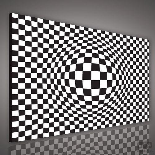 Consalnet Obraz czarno-biała abstrakcja pp1584, kategoria: obrazy