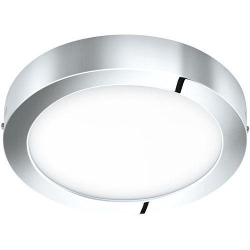 Plafon Eglo Fueva 1 96058 lampa sufitowa oprawa downlight oczko 1x22W LED biały / chrom okr., 96058