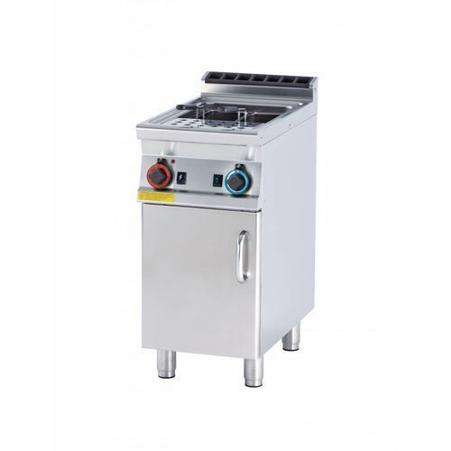 Rm gastro Urządzenie do gotowania makaronu gazowe | 25l | 9500w | 400x700x(h)900mm