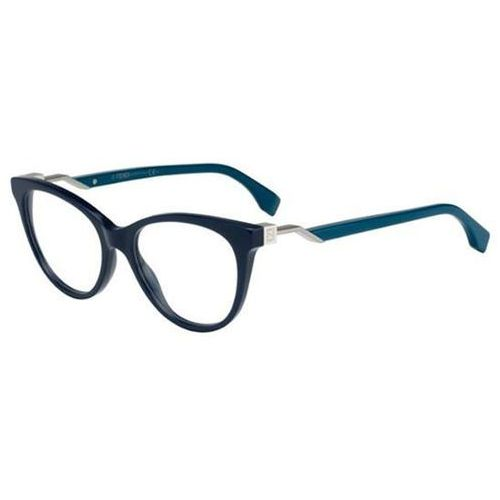 Okulary korekcyjne  ff 0201 fendi cube 4be od producenta Fendi
