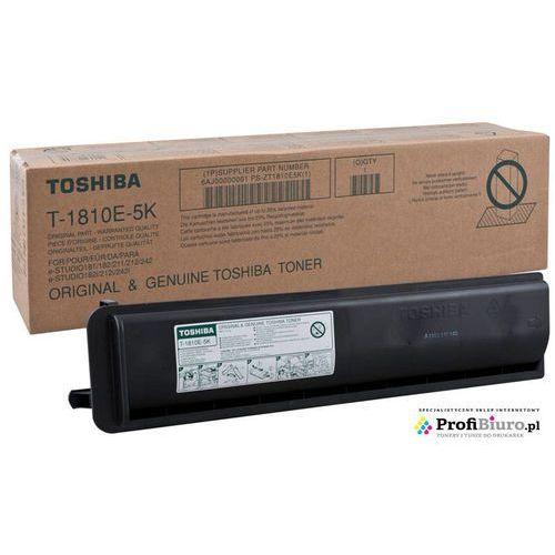 Toner Toshiba T-1810E-5K Black do kopiarek (Oryginalny) [5.9k]