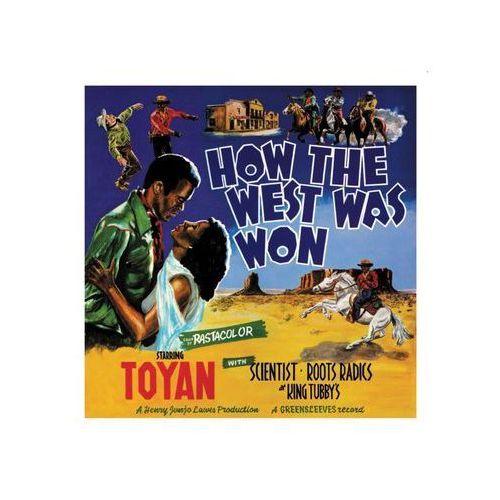 Greensleeves How the west was won - toyan (płyta winylowa) (0601811002018)