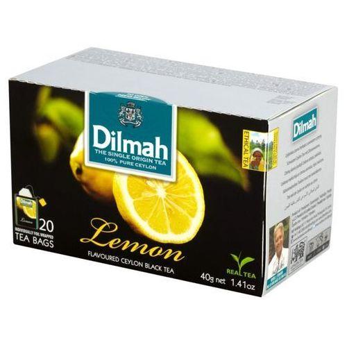 Dilmah Herbata eksp. - cytrynowa op.20 (9312631142129)