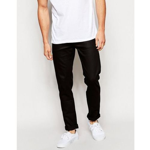jeans friday skinny fit black - black marki Weekday