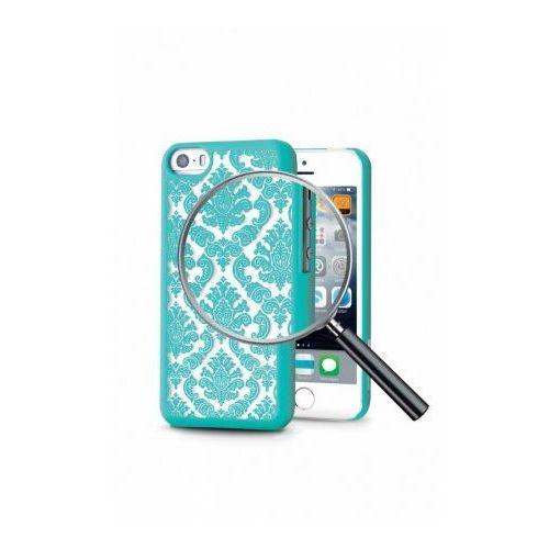 TB Etui Iphone 5/5S linie papilarne biały
