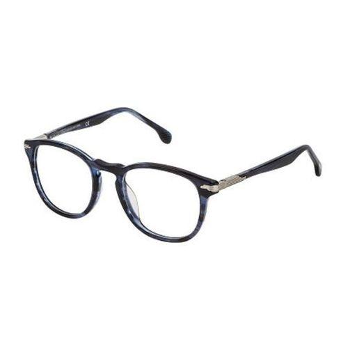 Okulary korekcyjne  vl4121 06wr marki Lozza