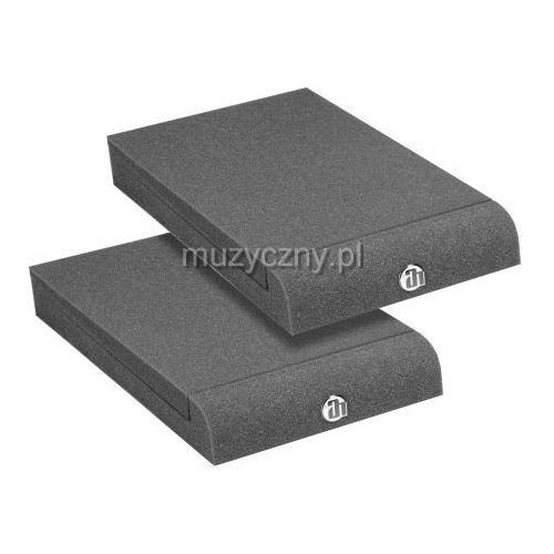 Adam hall  pad eco 1 podkładki akustyczne pod monitory studyjne 170 x 300 mm (para)