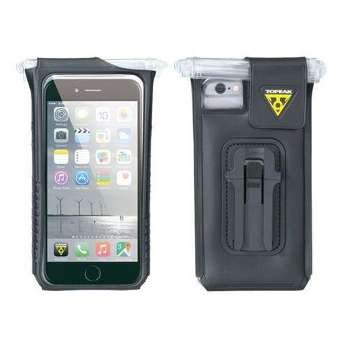 TOPEAK Smartphone Drybag for IPhone 6+/6S+/7+ Black - Pokrowiec na telefon - Czarny
