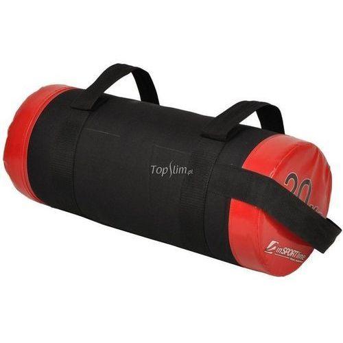 Insportline Torba do ćwiczeń z uchwytami 20kg fitbag  - 20 kg