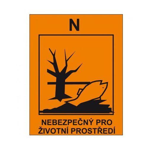 Niebezpieczna dla środowiska naturalnego