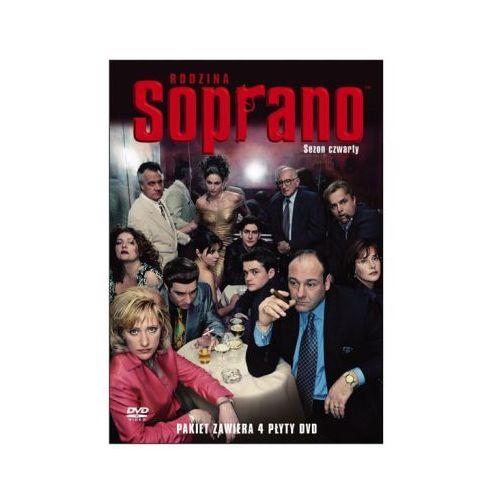 Rodzina soprano, sezon 4 (4 dvd) (7321909252080)