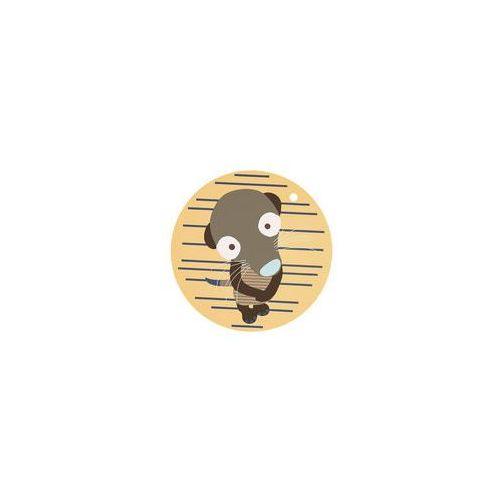 Podk�adka silikonowa do posi�ku Wildlife Lassig (surykatka), 1210003807