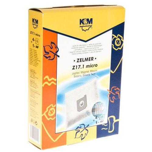 K&m Worek do odkurzacza z17.1 micro (4 sztuk)