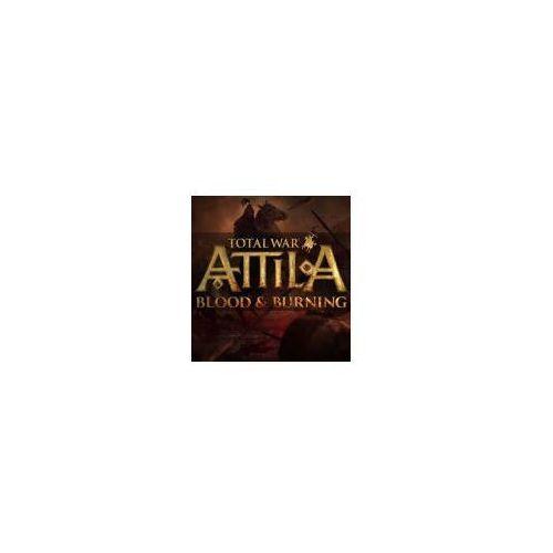 OKAZJA - Total War Attila – Krew i ogień (PC)