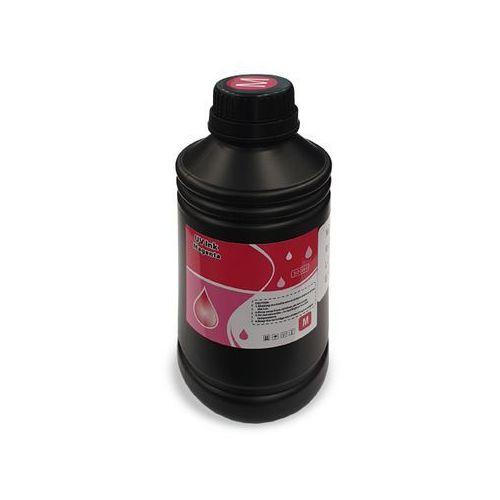 Avilo Tusz uv - twardy (0,5 l) (ricoh) - czerwony (magenta)
