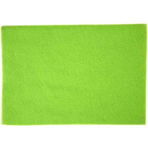 Creativ Filc kolorowy 1,5 mm - 45/100 cm zielony jasny - zieljas