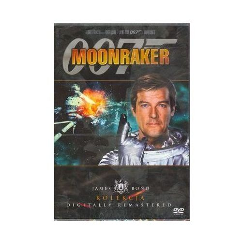 James Bond: 007 Moonraker - Lewis Gilbert z kategorii Pozostałe filmy