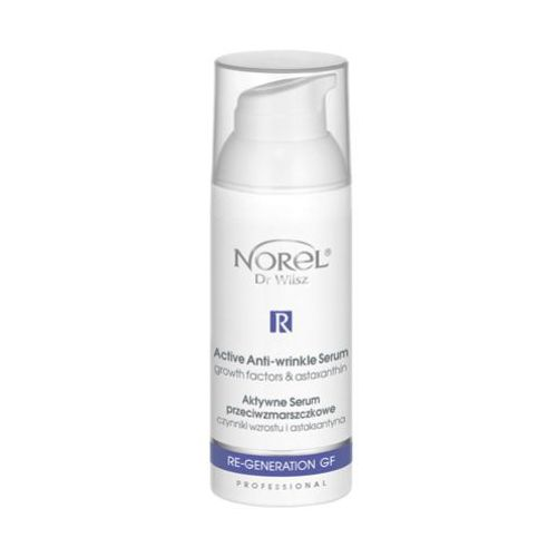 Norel (Dr Wilsz) ACTIVE ANTI-WRINKLE SERUM Aktywne serum przeciwzmarszczkowe (PA220)