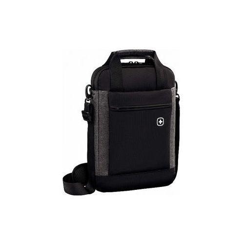 Torba pionowa z kieszenią na laptopa do 13' marki Wenger model Speedline - kolor czarny, 601056