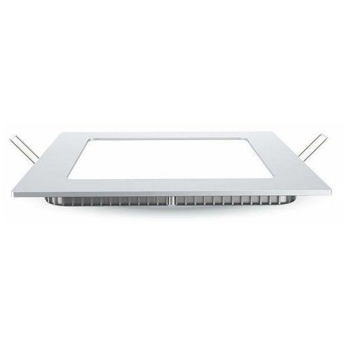 V-tac Lampa downlight plafon 12w led 17 x 17 cm (3800230629883)