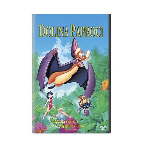 Dolina paproci (DVD) - Bill Kroyer (5903570119385)