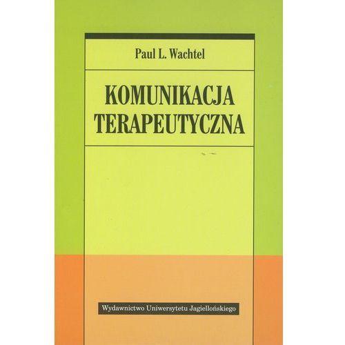 Komunikacja terapeutyczna, oprawa broszurowa