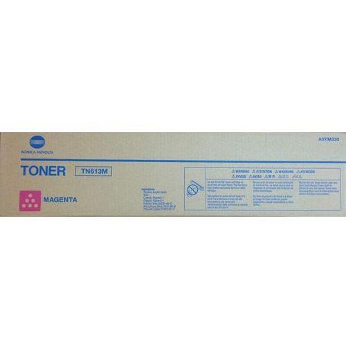 oryginalny toner Konica Minolta TN-613M [A0TM350] magenta, A0TM350
