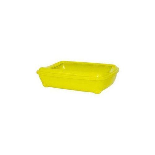 Kuweta mała owalna z ramką kolor fun 42x31x13cm limonkowy
