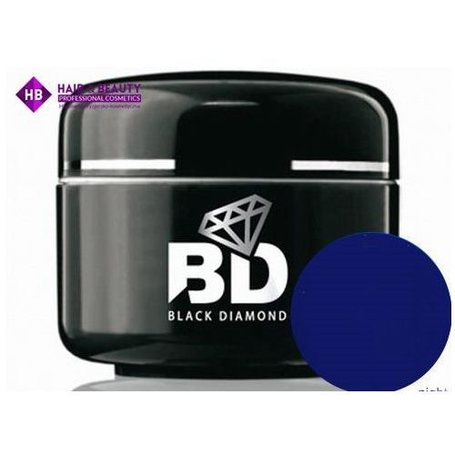 BLACK DIAMOND Żel kolorowy Night Blue 5 ml