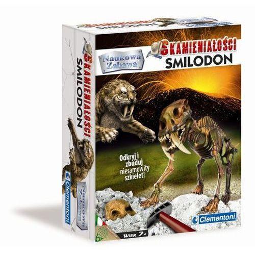 Skamieniałości Smilodon Clementoni, 69549803551ZA (4582850)